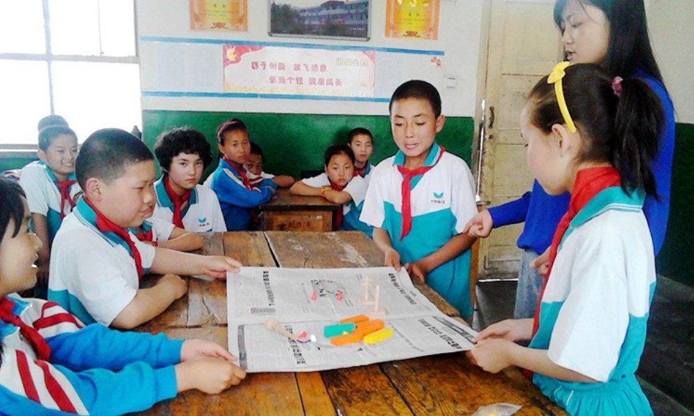 Creative approaches to crucial education challenges