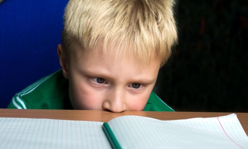 Replacing homework with sporting activities