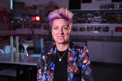 A photo of Suzy Urbaniak